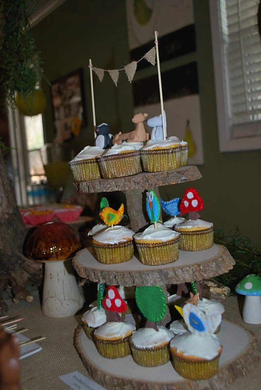 The Making Of Tom S Woodland Themed 1st Birthday Party
