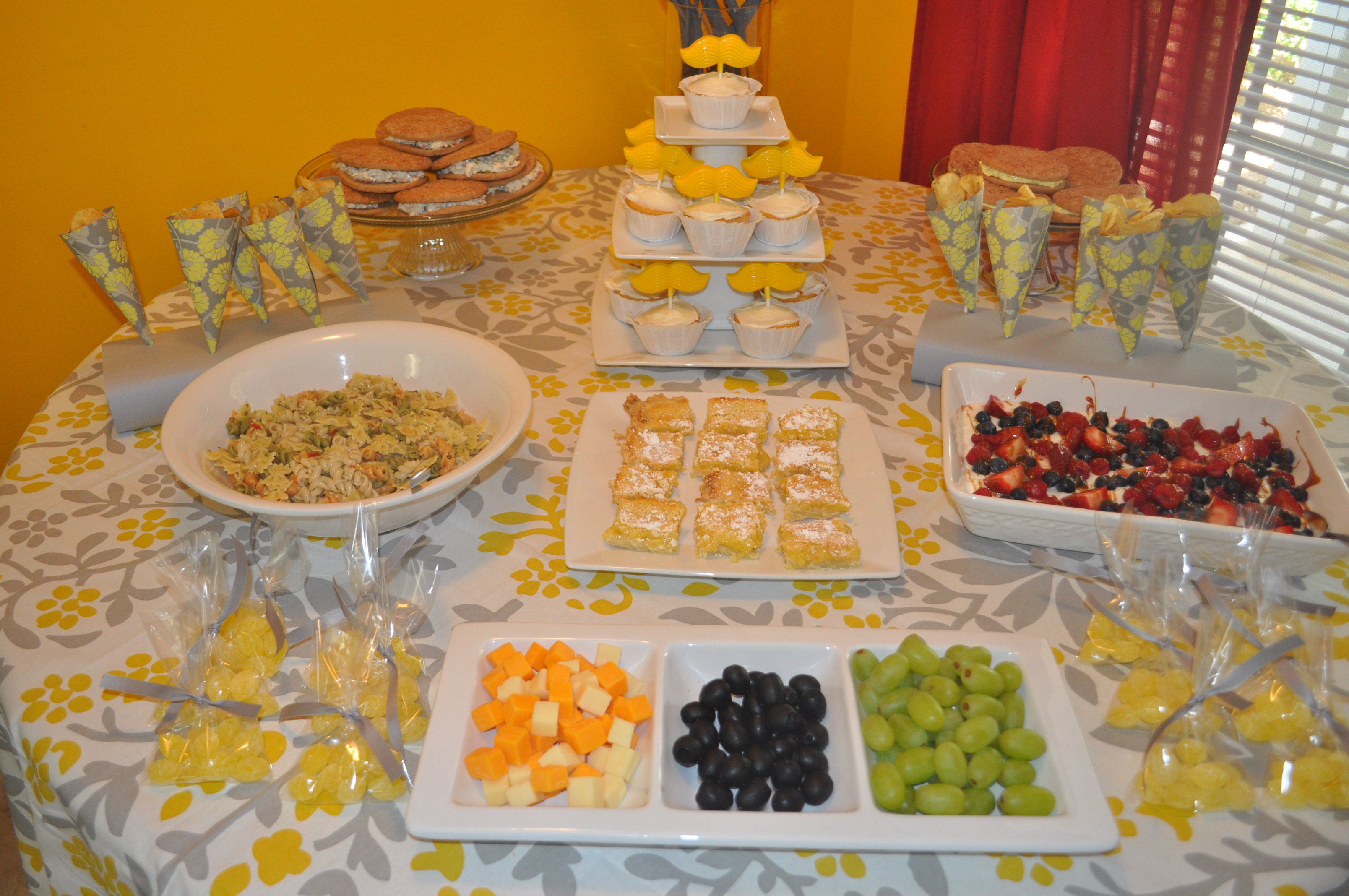 baby shower finger food ideas on a budget together with baby shower
